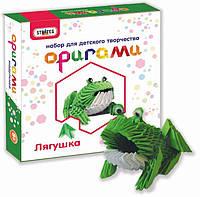 """Оригами для детей """"Лягушка"""""""