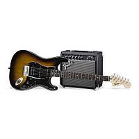 Гитарный набор Fender Squier Strat Pack HSS (BS)