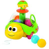 Музыкальная игрушка Черепаха 0660 NL WinFun
