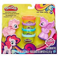 """Игровой набор с пластилином Play-Doh """"Пони: Знаки отличия"""" B0010 Hasbro"""