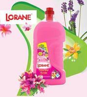 Бесфосфатный Гипоаллергенный Гель для стирки LORANE (Нежные цветы), 3 л
