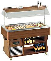 Салат-бар ABR6 ISOLA  Apach (холодильный)
