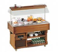 Салат-бар ABR4 MURALE Apach  (холодильный)