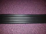 Гумова антиковзна накладка на ступені (Чорна), фото 3