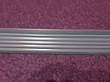 Гумова антиковзна накладка на ступені (Сіра), фото 3