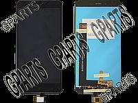 Модуль (тачскрин + экран в сборе) для смартфона Xiaomi Redmi Note 4, черный