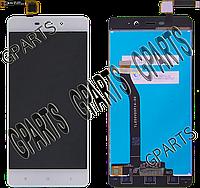 Модуль (тачскрин + экран в сборе) для смартфона Xiaomi Redmi 4 Prime, белый