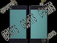"""Тачскрин (сенсорный экран, сенсор) для смартфона, Xiaomi Mi3, 4.5"""", черный"""