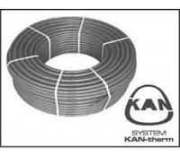 Труба многослойная Kan-therm PE-Xc/Al/PE-HD Push Platinum 14x2
