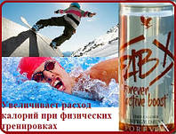 Энергетический Напиток с Витаминами 0 Калорий, Форевер, США, FAB X Forever Active Boost, 250 мл