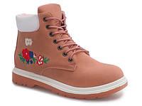 Модные польские женские ботинки осень-весна