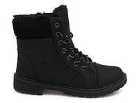 Качественные зимние женские ботинки от польского производителя размеры 36,37