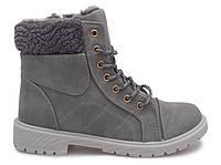 Качественные зимние женские ботинки от польского производителя размеры 36-41