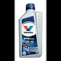 Масло моторное Valvoline Synpower 5W-40 1л.