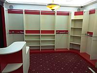 Торговое оборудование для магазинов одежды и обуви. ТО-127