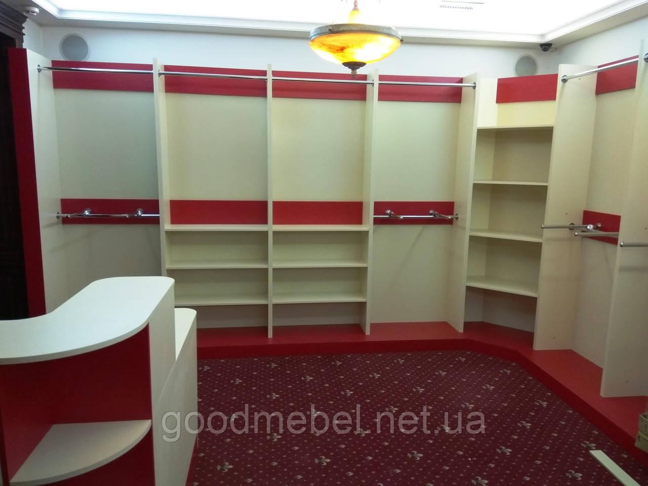 9726fb951b3f Торговое оборудование для магазинов одежды и обуви. - ГУДМЕБЕЛЬ торговое  оборудование и корпусная мебель в