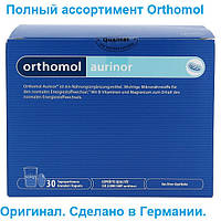 Orthomol aurinor Ортомол Ауринор 30дн.(порошок/капсулы)