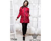 Стеганая куртка - 17423 (б-ни)