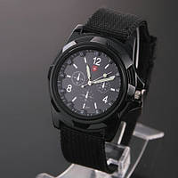 Часы мужские Gemius Army : Черные