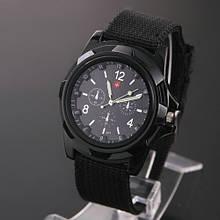 Часы мужские Gemius Army : Черные наручные