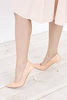 Туфли женские на шпильке в 4х цветах 1731 лак