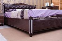 Элитная кровать Прованс с мягкой спинкой