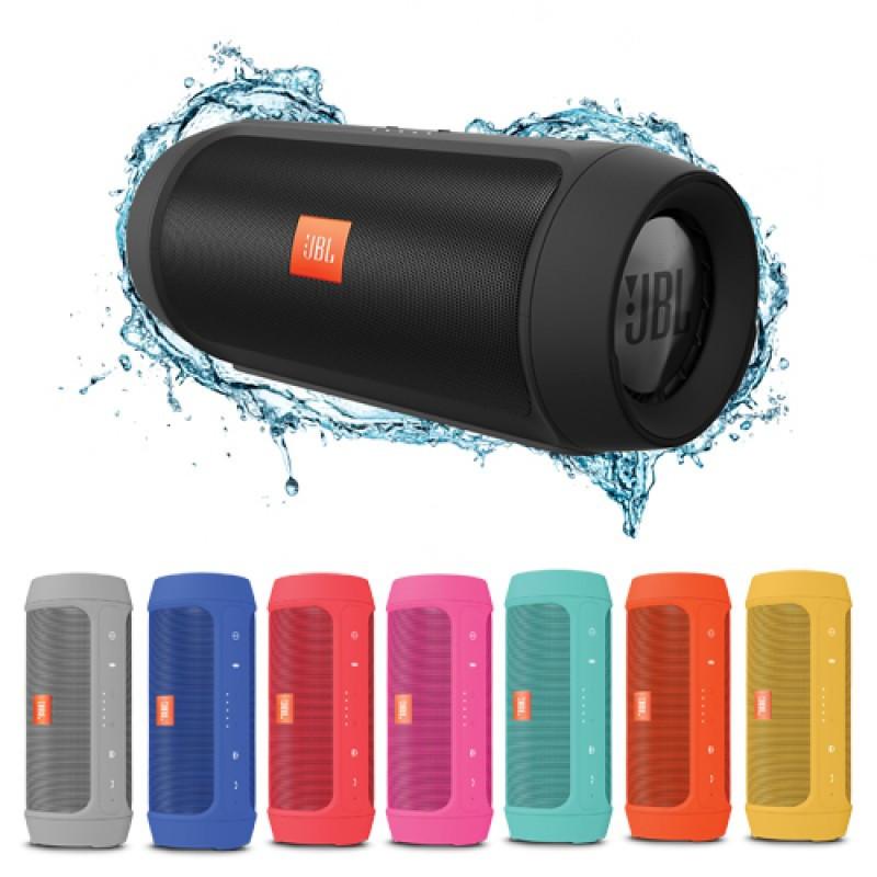 Портативная мини акустика колонка JBL Charge 2 bluetooth