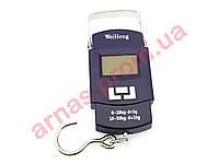 Весы кантер электронный на 50 кг WeiHeng WH-A08