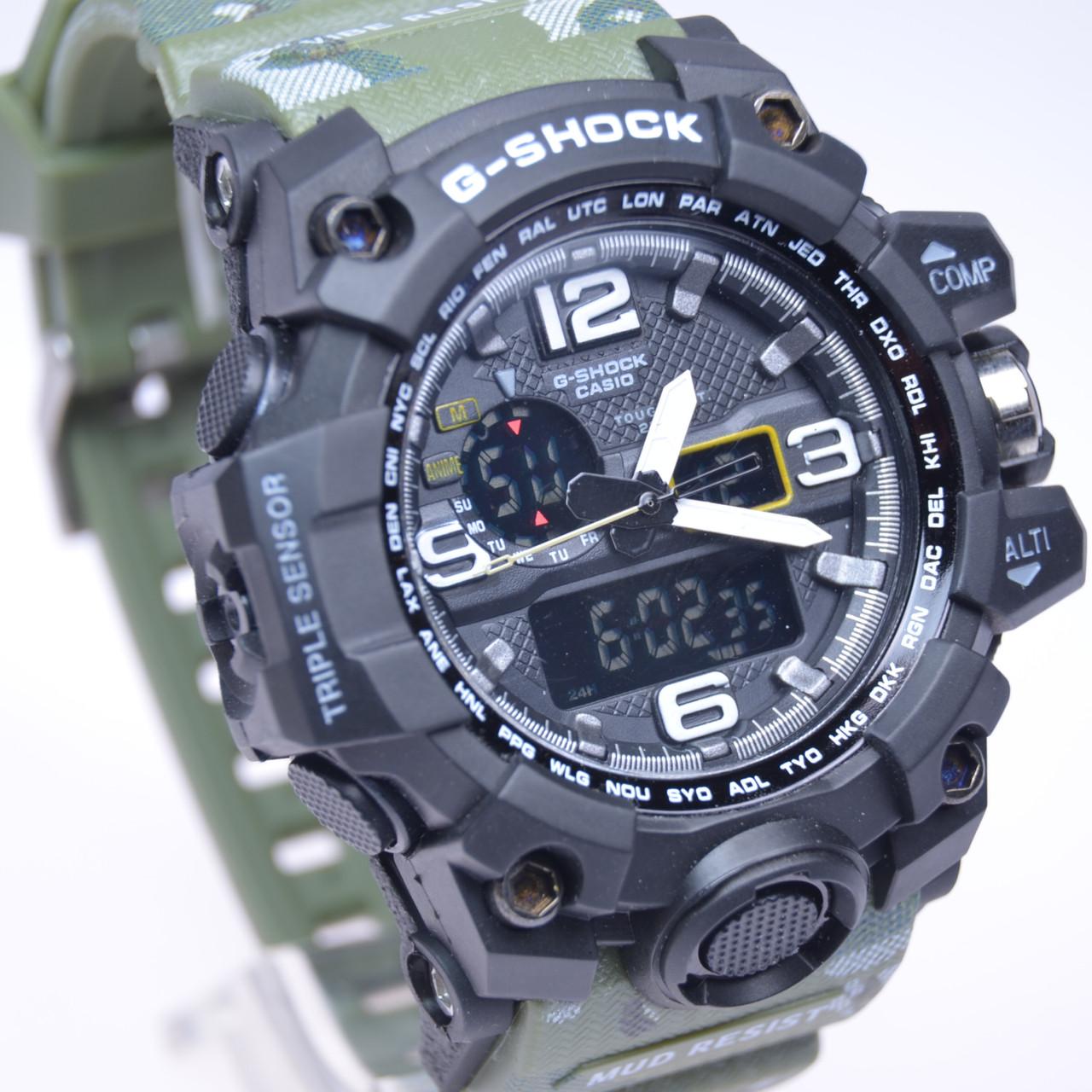 a05169fc Часы наручные Casio G-SHOCK камуфляж копия - интернет- магазин