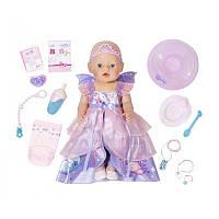 Кукла интерактивная Baby Born Фея Zapf Creation