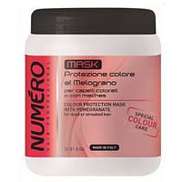 Маска Numero д/волос защита цвета с гранатом 1 л