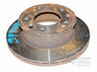 Тормозной диск для Mercedes Sprinter 901-905 1995-2006 A9024210612