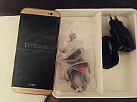 HTC One M8 16GB Gold. EU. Новый. В наличии.