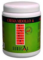 Маска Serical д/волос Плацента 1л (зеленая)