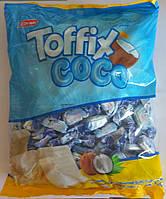 Жевательная конфета Toffix Кокос 1 кг