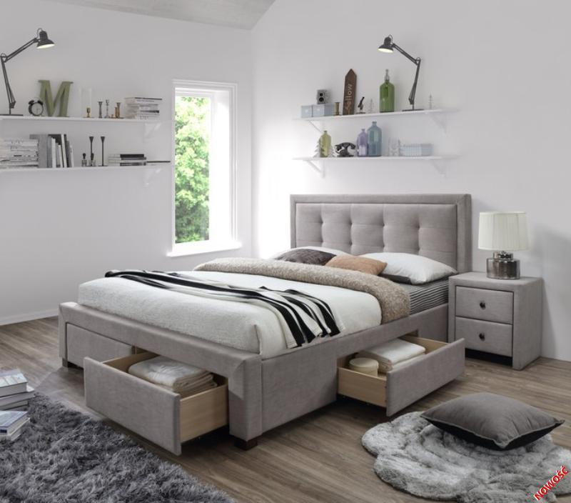 Кровать Evora (Halmar)