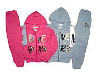 Костюм  утепленный-тройка для девочек оптом, Crossfire, размеры 98,110,122, арт. СF-1142, фото 1