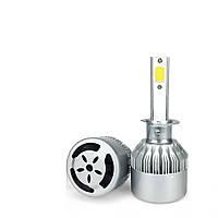Светодиодные LED (лед) лампы Acoosun H1 c вентилятором