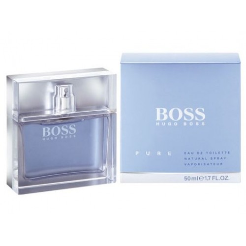 Hugo Boss Boss Pure туалетная вода 75 ml. (Хуго Босс Босс Пуре)