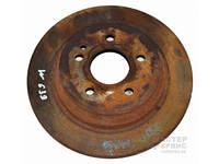 Тормозной диск для Mercedes Vito W639 2003-2010 A6394230112