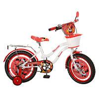 Велосипед детский  16 дюймов. Артикул  MI167. Дизайн Mini Mouse.Гарантия качества. Быстрая доставка.