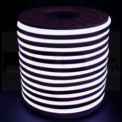 Комплект Светодиодный LED гибкий неон (5М + кабель питания) 2835\120 IP68 220V