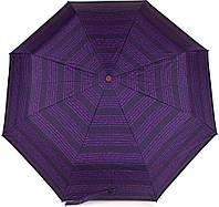 Шикарный женский зонт полуавтомат AIRTON (АЭРТОН) Z3635-21, фиолетовый
