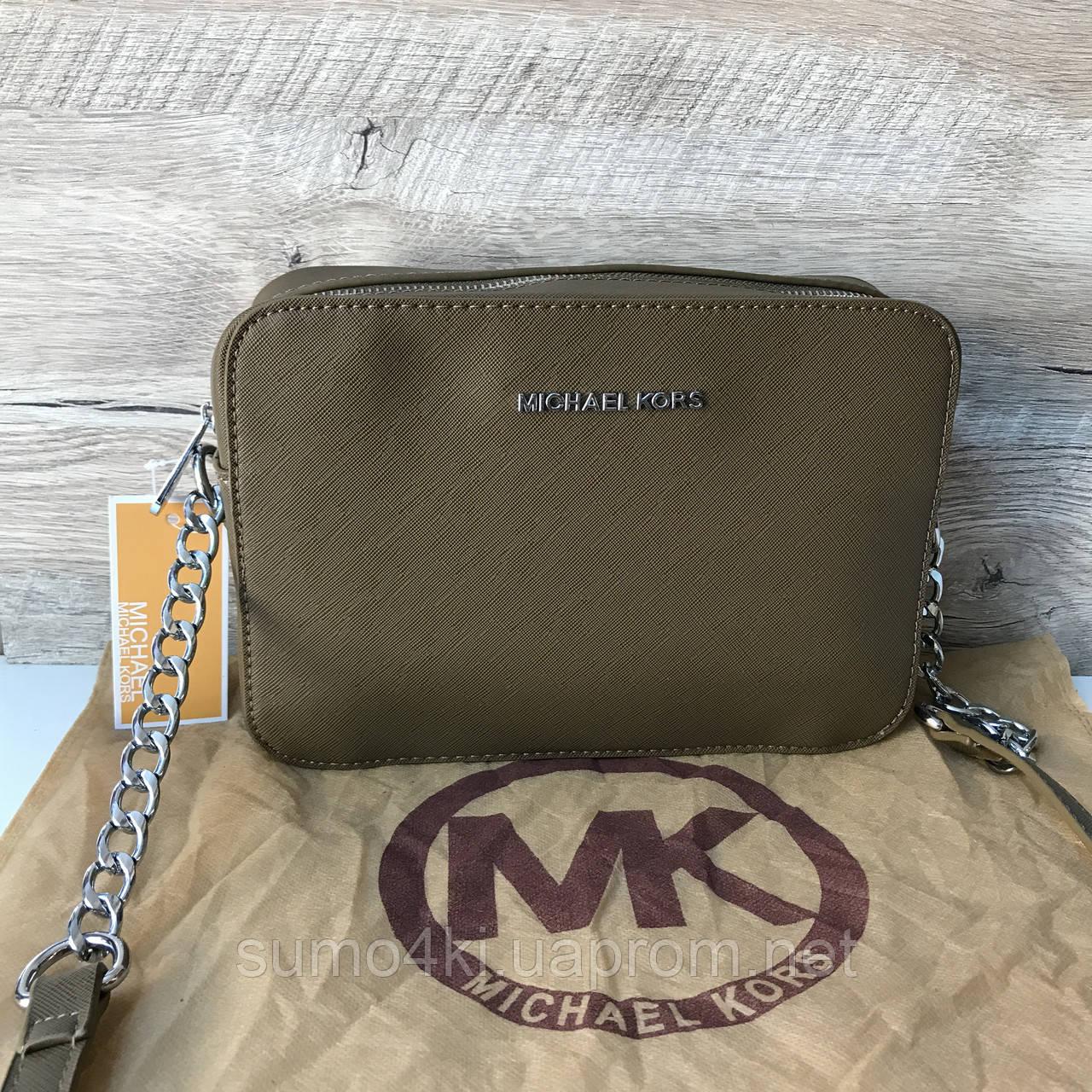 b6c23c5754d6 Женская замшевая сумка клатч Michael Kors - Интернет-магазин «Галерея  Сумок» в Одессе