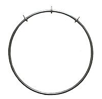 Кольцо для воздушной гимнастики (HOOP-3) 90см