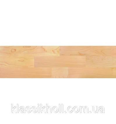 Паркетная доска BEFAG, Клен канадский, натур лак, коллекция 3-х полосный дизайн