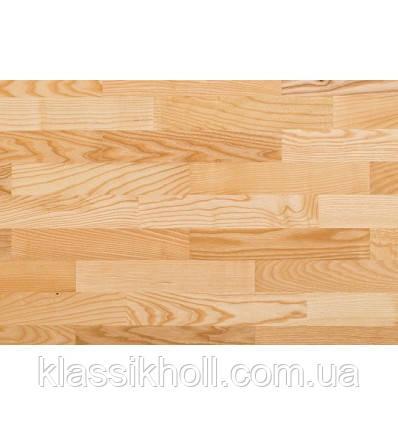Паркетная доска BEFAG, Ясень,натур масло, коллекция 3-х полосный дизайн, фото 2