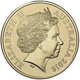 2 долара 2016 Австралія - XXXI літні Олімпійські Ігри в Ріо-де-Жанейро 2016. UNC, фото 2