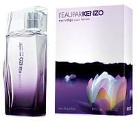 Kenzo L`Eau Par Kenzo Eau Indigo Pour Femme парфюмированная вода 100 ml. (Л'Еау Пар Кензо Еау Индиго Пур Фем), фото 1