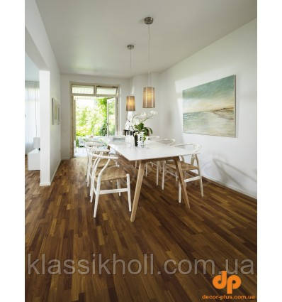 Паркетная доска Karelia EARTH COLLECTION IROKO 3S